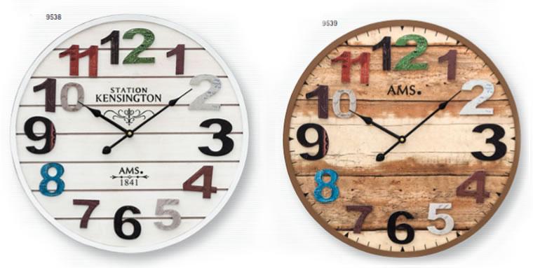 AMSアムス掛け時計2017新商品