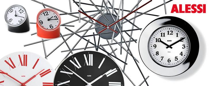 ALESSI社の壁掛け時計 掛け時計・置き時計のクロック通販